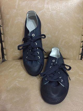 Muji Denim Sneakers