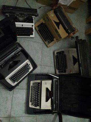 Vintage Typewriters- 5
