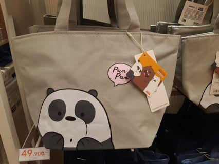 [JASTIP 10K] MINISO LAUNCH BAG #maulol