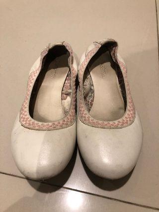 Mango flat shoes