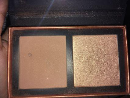 ALEXIS REN Bronzer & Highlight Pallete