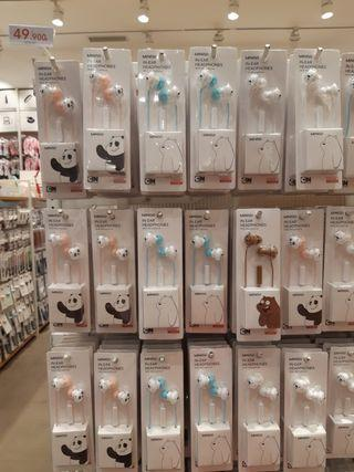 [JASTIP 10K] MINISO EARPHONE #maulol