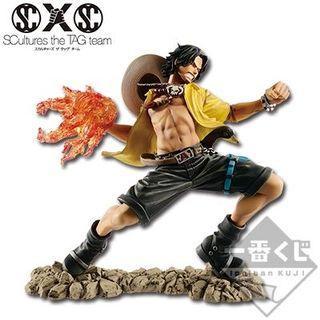 🚚 Ichiban Kuji One Piece Memorial Log Last Prize Ace