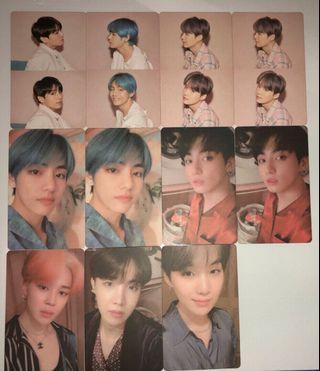 🚚 [wts/wtt] bts map of the soul pc
