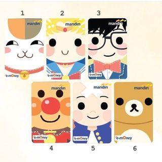 Face Zoom 03 Custom Ezlink Card