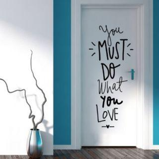DIY Wall Decor Minimalist Decal Mural Vinyl Wallpaper Home Decor for Living Room Office Bedroom Kitchen Dining Room