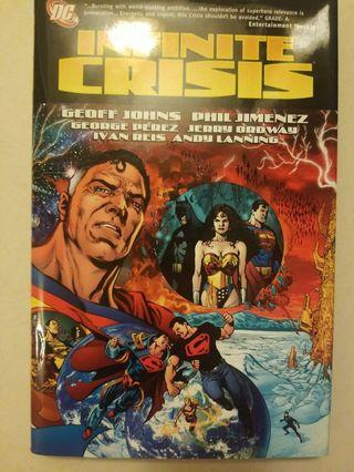 DC Comics Infinite Crisis Hardcover