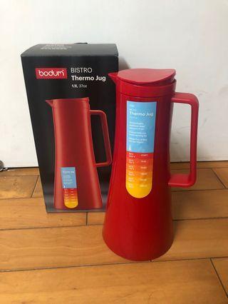 🚚 丹麥 BODUM BISTRO 哥本哈根保溫瓶 1.1公升