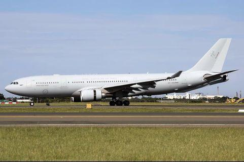 Aviation400 1:400 Royal Australian Air Force (RAAF) A330-203(MRTT) (KC-30A) A39-003