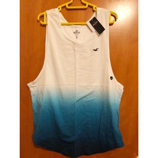 全新Hollister漸變色背心 NEW Hollister Tank Top