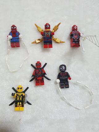 Minifigures RM5 each