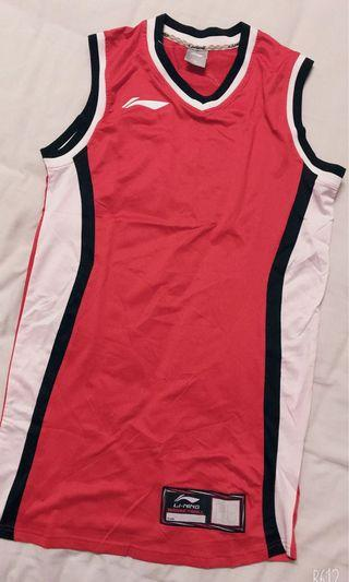 Li-Ning jersey