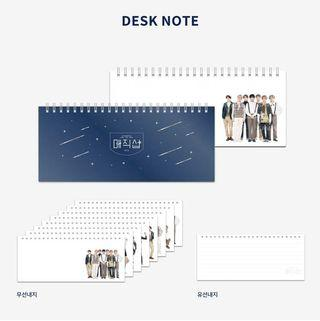 [WTS] BTS 5TH MUSTER MD DESK NOTE
