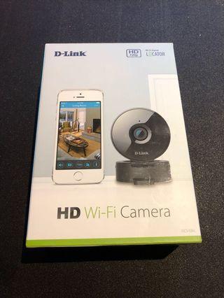 D-Link HD Wi-Fi Camera DCS-936L