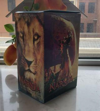 Chronicles of Narnia 7 Books Collection Set C. S. Lewis