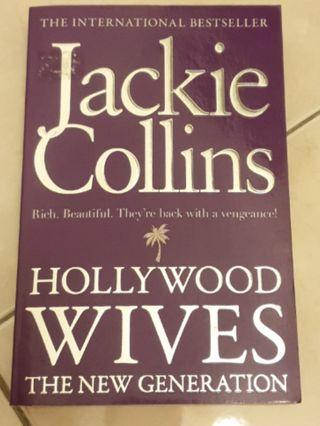 Hollywood Wifes The New Generations - Jackie Collins