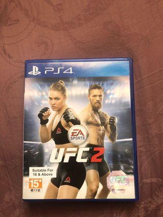 Kaset UFC 2 PlayStation 4