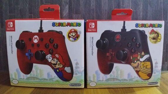 🚚 Nintendo Switch Super Mario Wired Controller