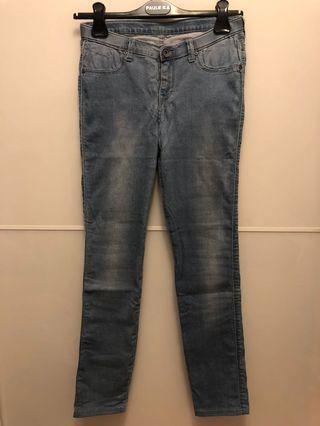 Drdenim jeans 修身彈性牛仔褲