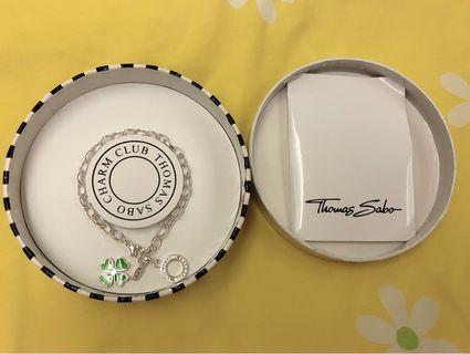 Thomas Sabo Silver Bracelet (New)