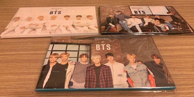 🚚 BTS 明信片