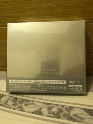 Perfume 6th Tour 2016 COSMIC EXPLORER 全新 未拆封