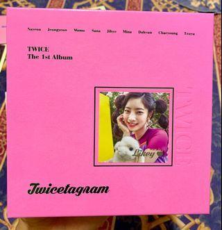 TWICE TWICETAGRAM LIKEY ALBUM