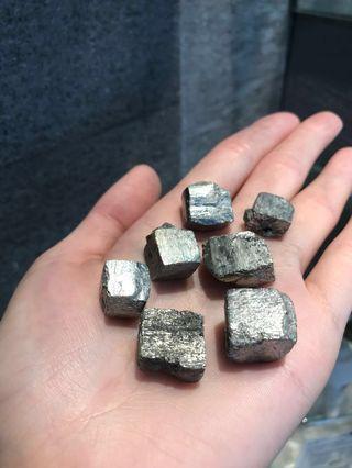 鐵礦 水晶