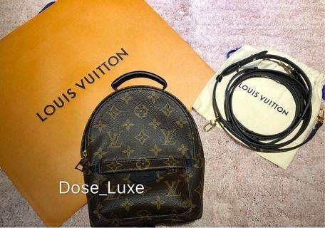 🚚 ❗️現貨❗️Louis Vuitton LV  Mini monogram 後背包 M41562