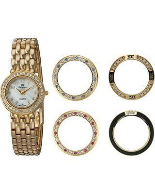 25mm Case Diameter Durable mineral crystal protects watch from scratches Swiss-quartz Movement