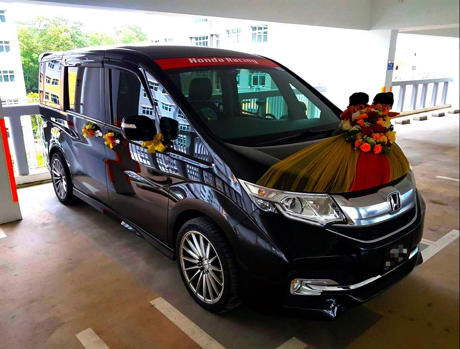 7 Seater MPV For Lease / Rent / Weddings