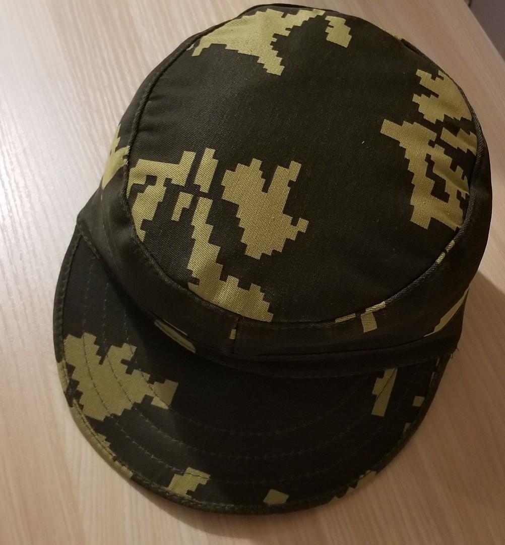 俄羅斯邊防軍迷彩軍帽 Cap帽
