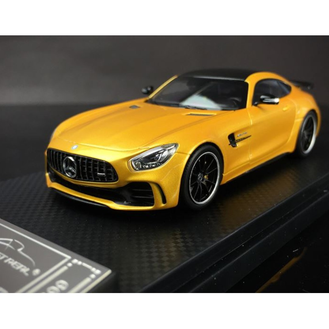 Almost Real Limited Edition 1 43 Mercedes Amg Gtr Scale Model