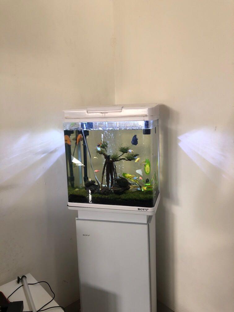 Aquarium boyu like new