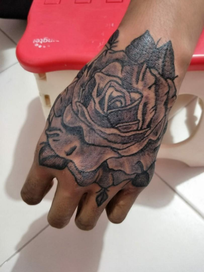Body art Tatts henna ink, Everything Else on Carousell