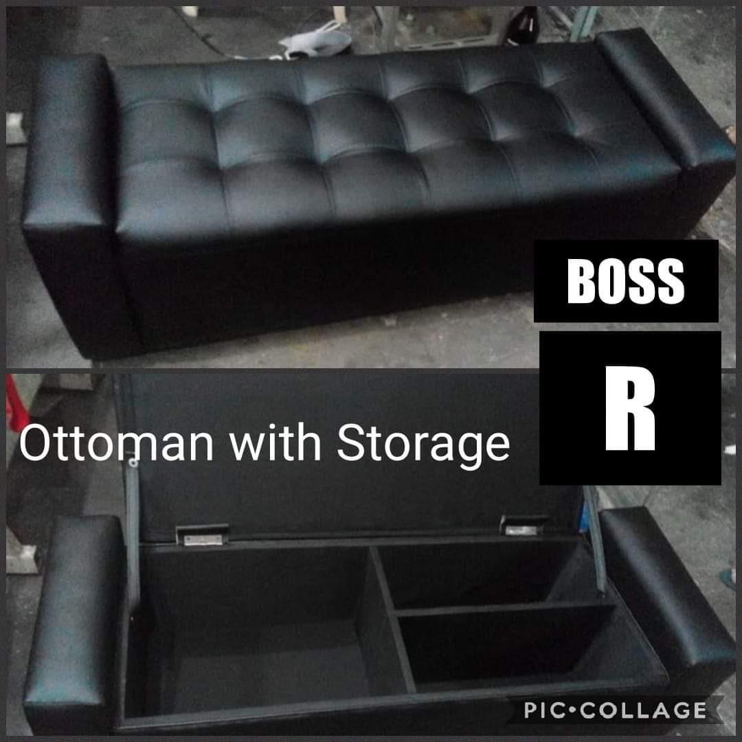 Excellent Boss R Ottoman 2 Seater Bench With Storage On Carousell Gamerscity Chair Design For Home Gamerscityorg