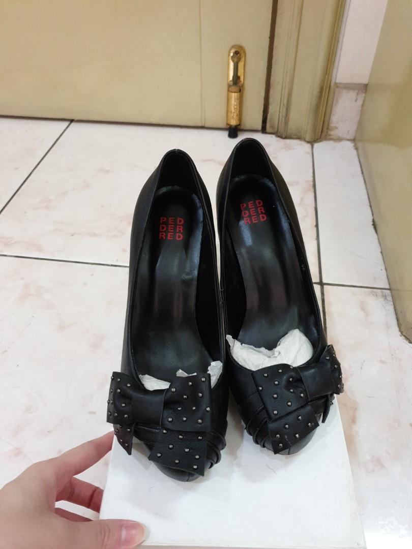 Brand new pedderred heels 38