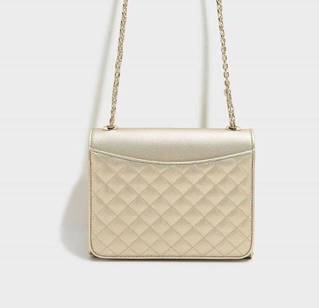 Charles and Keith Quilted