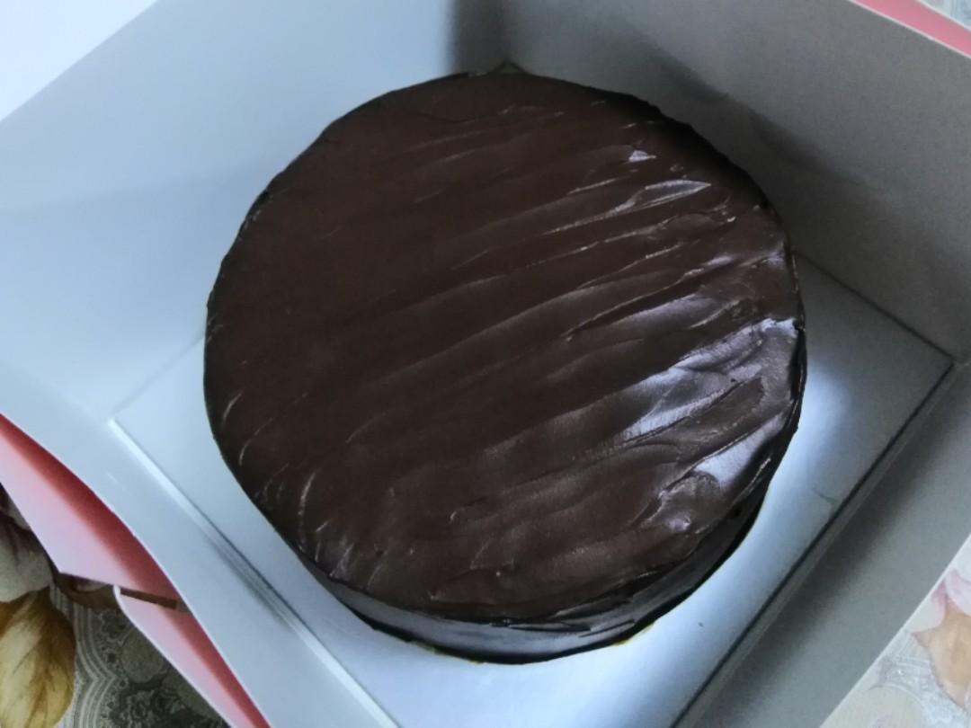 #MRTYISHUN Chocolate Banana Cake