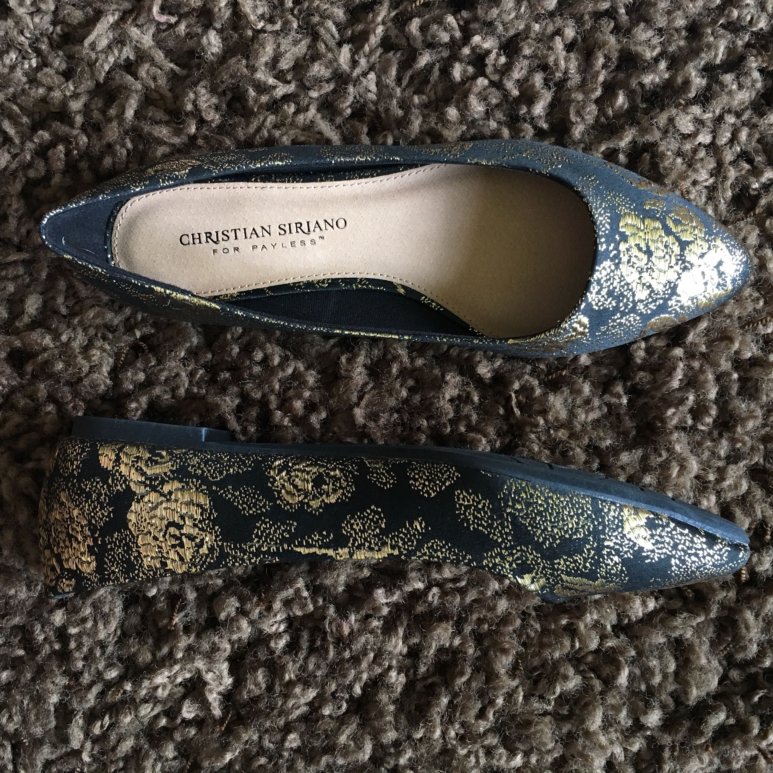 Christian Siriano Flats for Payless