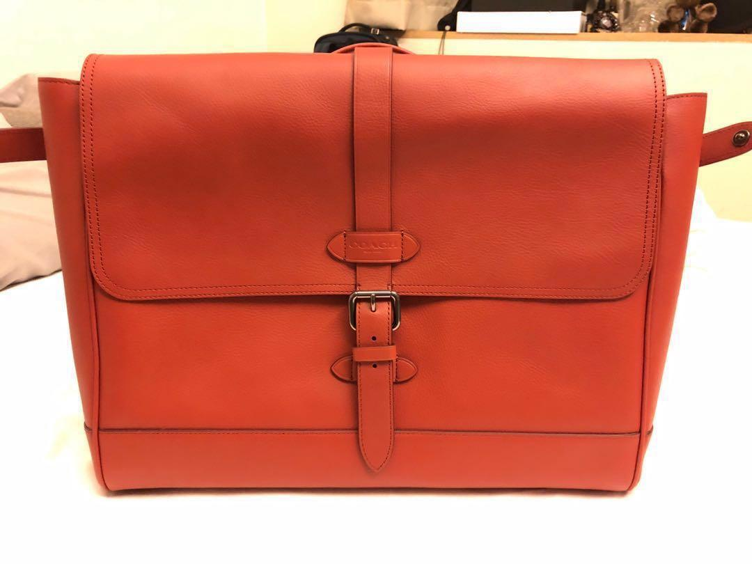 Coach Hudson Messenger Bag