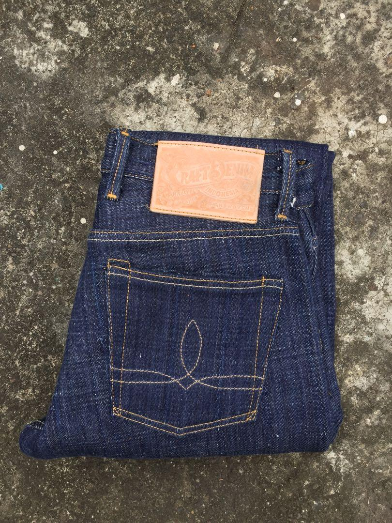 Craftdenim Handwoven Selvedge 16oz