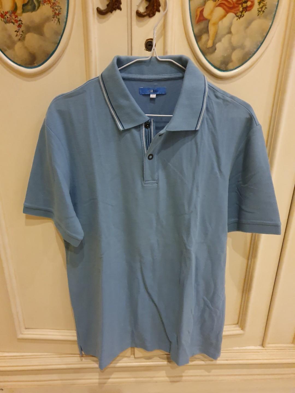 Dijual Polo Shirt G2000 Blu (Original, good condition)