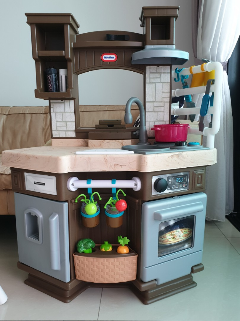 Excellent Used Condition Little Tikes Cook And Learn Smart Kitchen