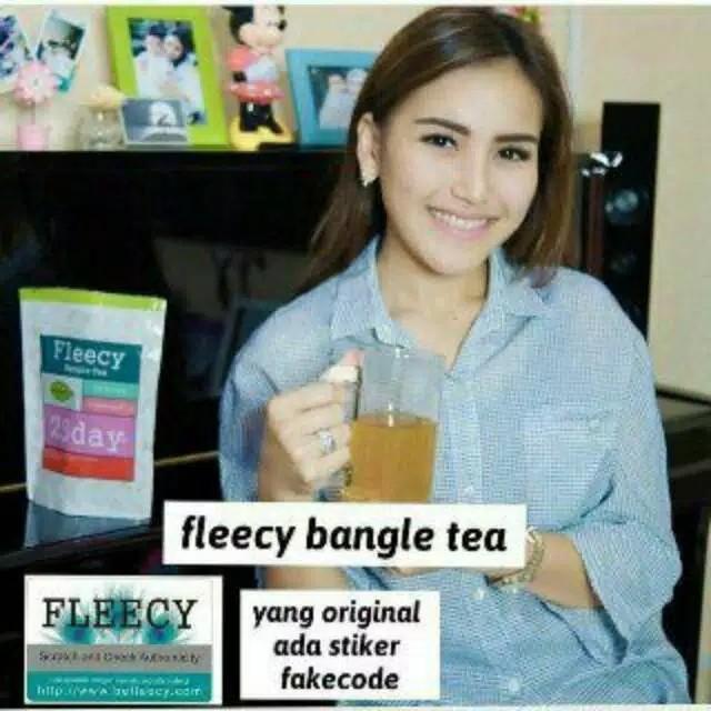 Fleecy Bangle Tea