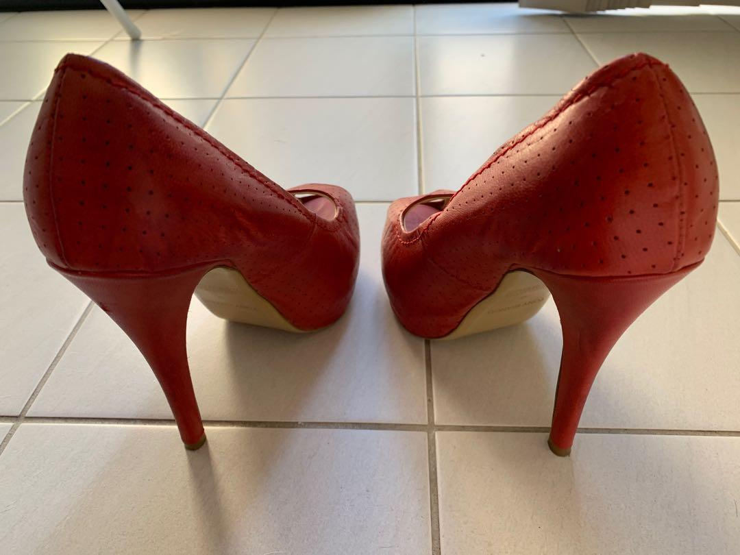 ZARA / TONY / BIANCO / DOTTI - GREAT CONDITION!  Party / Formal / Cocktail heels and platforms