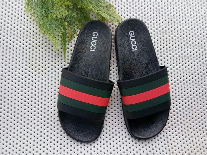 men's gucci slippers on sale