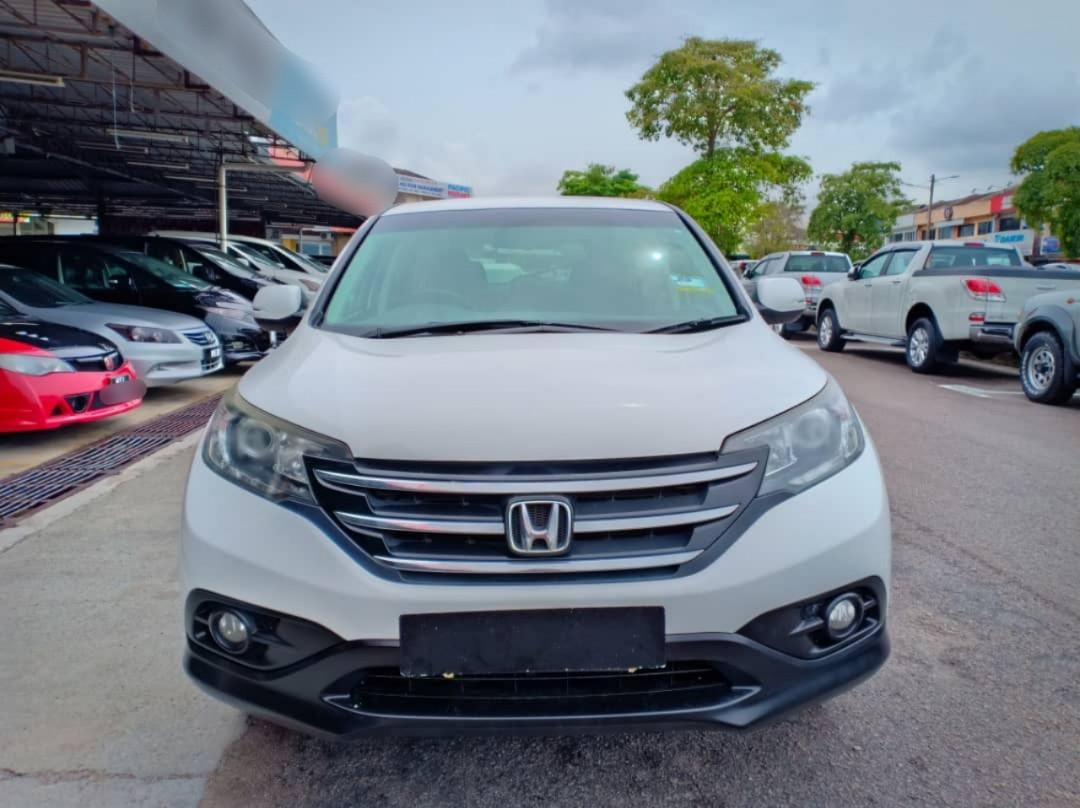 HONDA #CRV 2.0AT  I-#VTEC #FACELIFT  #AWD🎈#2013TH🚘#JohorPlate🎉#MILEAGE #8XXXXKM #OfferPrice!! RM73,500 Only!!🎉Monthly Rm8++Only!!
