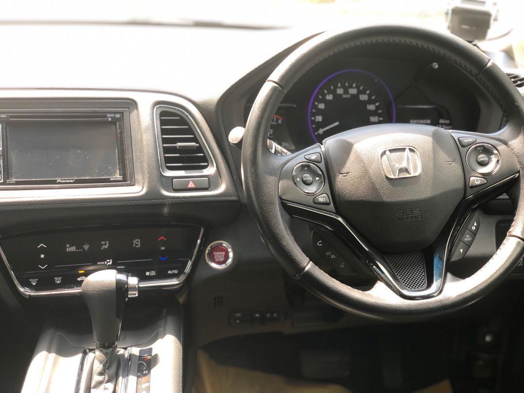 Honda Vezel 1.5A X For Rental
