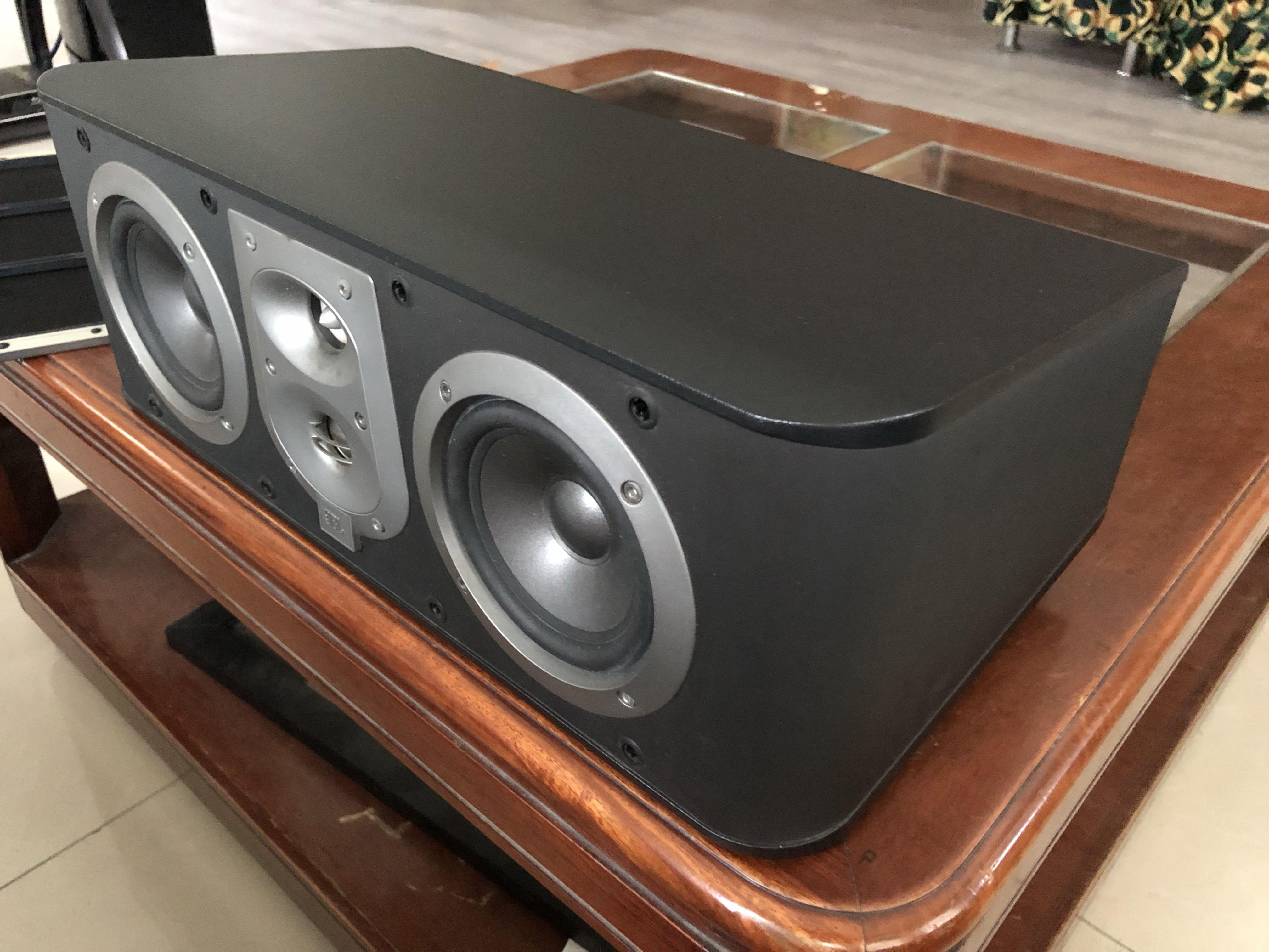 JBL Center Speaker (not klipsch jbl wharfedale yamaha pioneer bose